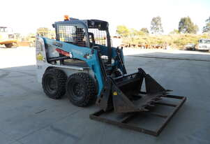 Toyota 5SDK8 Skid Steer Loader for Hire