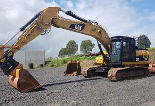 EX97 Caterpillar 324DL for Hire