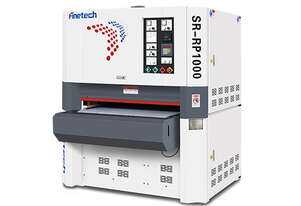 Planer- Sander - Twin Head . 1000mm Proven value from FINETECH