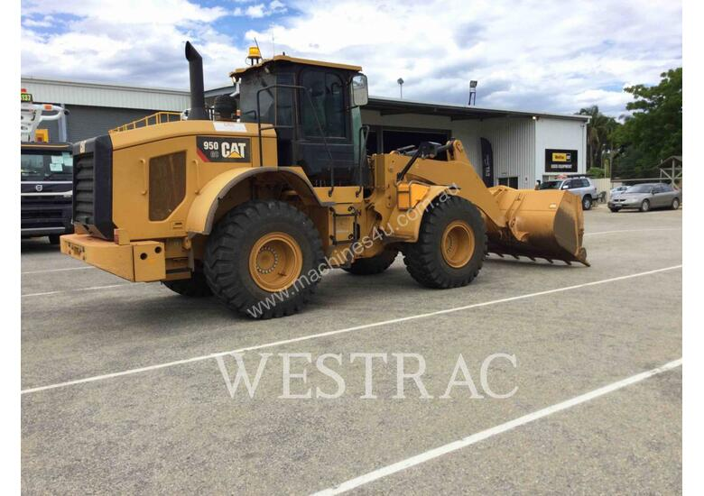 CATERPILLAR 950GC Mining Wheel Loader