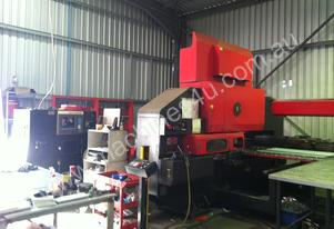 Amada Pega 357 with LKI 300 Sheet Loader