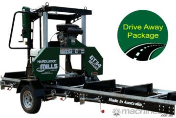 GT34 Portable Sawmill DRIVE AWAY PACKAGE PICK UP ONLY FROM WEST GOSFORD NSW