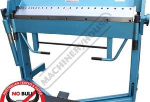 PB-416D Manual Panbrake 1260 x 1.5mm Mild Steel Bending Capacity