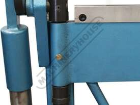 PB-416D Manual Panbrake 1260 x 1.5mm Mild Steel Bending Capacity - picture7' - Click to enlarge