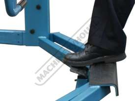 PB-416D Manual Panbrake 1260 x 1.5mm Mild Steel Bending Capacity - picture3' - Click to enlarge