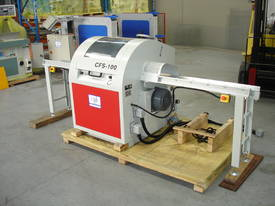 Semi Optimising cut off saw (Fault docking saw) - picture0' - Click to enlarge