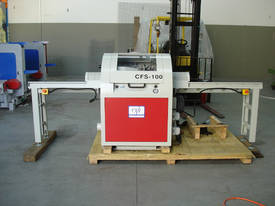 Semi Optimising cut off saw (Fault docking saw) - picture3' - Click to enlarge