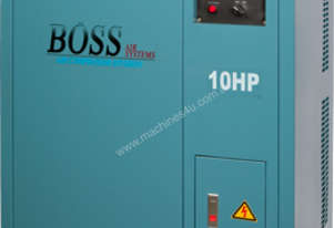 BOSS 48CFM/ 10HP SILENT AIR COMPRESSOR (NO TANK)