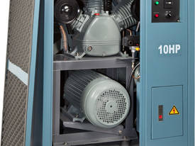BOSS 48CFM/ 10HP SILENT AIR COMPRESSOR (NO TANK) - picture2' - Click to enlarge