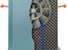 BOSS 48CFM/ 10HP SILENT AIR COMPRESSOR (NO TANK) - picture4' - Click to enlarge