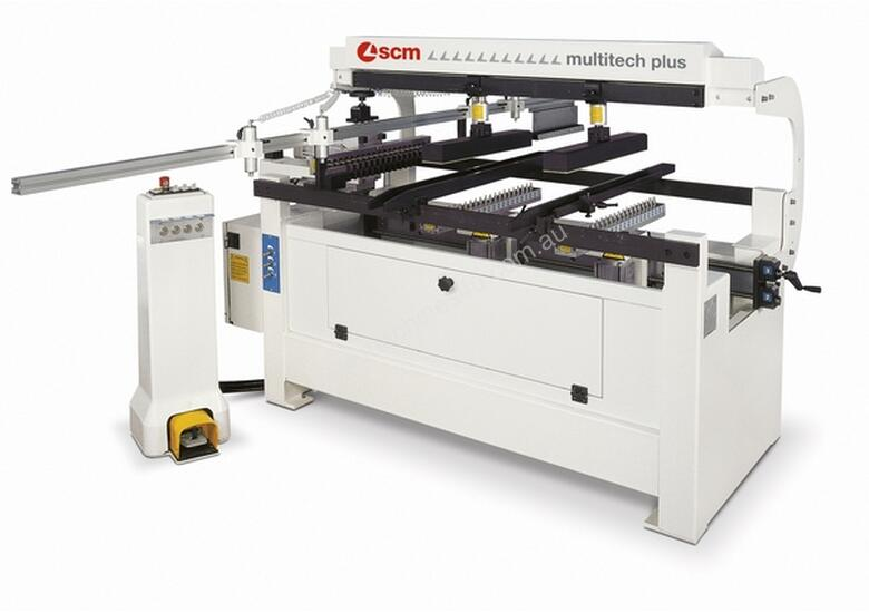 SCM High Production Range