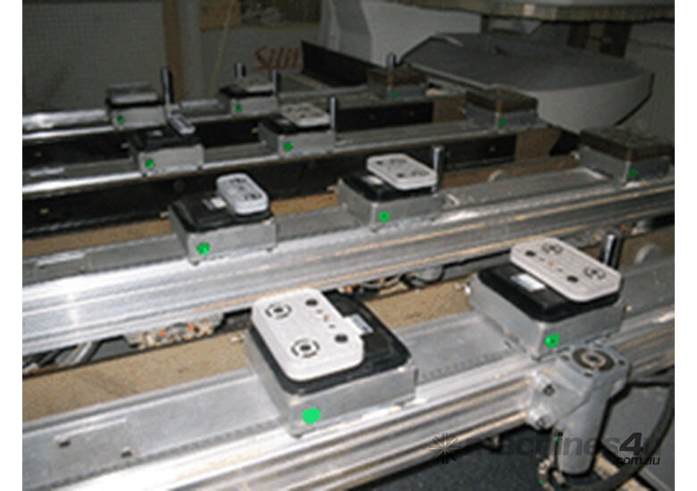 The Vacuum Clamping Pod System VCBL-B for your CNC