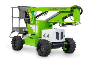 Niftylift Nifty HR 12 4x4 Knuckle Boom
