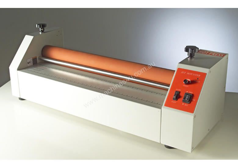 Hot Press Jetmounter Table top Pressure Sensitive