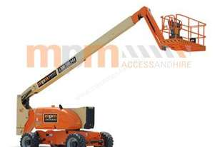 Mpm   80ft Diesel Knuckle Boom