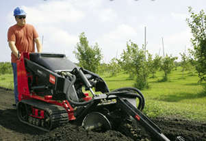 Toro TX Compact loader with Trencher