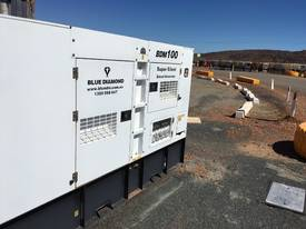 Cummins 110KVA Diesel Generator 415V Prime Work - picture2' - Click to enlarge