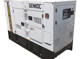 Cummins 110KVA Diesel Generator 415V Prime Work - picture0' - Click to enlarge