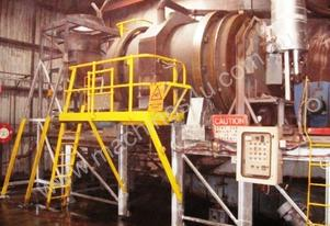 Vibratory Feeder with water cooling