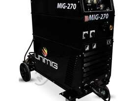 UNIMIG 270 Compact Industrial MIG Welder 30-270 Amps #KUM270 - picture0' - Click to enlarge