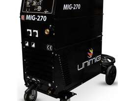 UNIMIG 270 Compact Industrial MIG Welder 30-270 Amps #KUM270 - picture2' - Click to enlarge