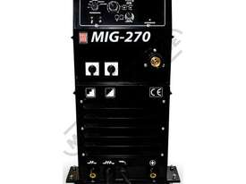 UNIMIG 270 Compact Industrial MIG Welder 30-270 Amps #KUM270 - picture3' - Click to enlarge