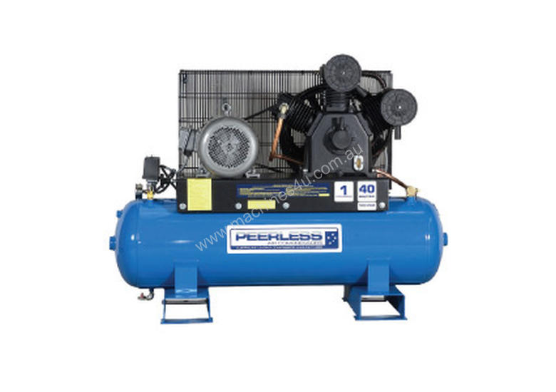 Peerless PHP40 3 Phase Industrial Compressor
