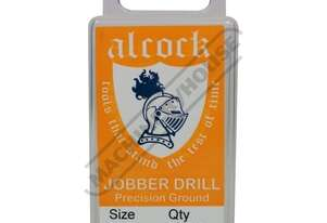 D8151 HSS Jobber Drill Pack - 10 Piece Ø1.5mm Precision Ground Flute & Split Point