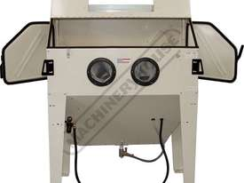 SB-420 Sandblasting Cabinet Includes Vacuum Filter System - picture0' - Click to enlarge