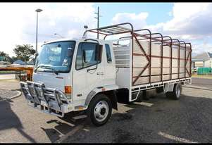 2004 MITSUBISHI FUSO FIGHTER 6 FK 600 FOR SALE