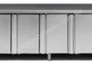 FAGOR 5 Door GN Pass Through Refrigerated Counter MCP-270GN
