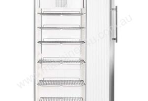 Liebherr GKv5790 Upright S/Steel Fridge