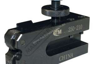 KNURL-QA-140 Quick Change Toolpost - Knurling Holder 150-170mm Centre Height Suits Model QA-140 Tool