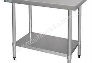 Stainless Steel Prep Table 900mm T375 - Vogue