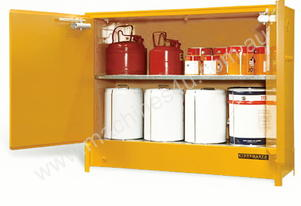 Heavy Duty Flammable Storage Cabinet 160 Litres