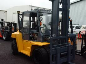 CATERPILLAR DP60 6 TONNE FORKLIFT VERY STRONG AND RELIABLE - picture2' - Click to enlarge