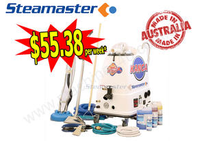 Kanga 1600 Carpet Cleaning Equipment Package