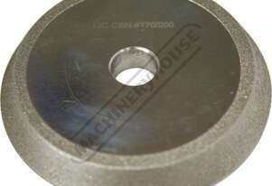 D1115 13C-CBN Grinding Wheel For Grinding 3-13mm HSS Drill Bits Suits Suits PP-13C Drill Sharpener D
