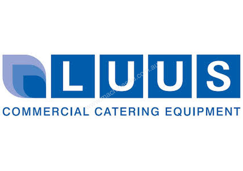Luus Model BCH-6P3C - 600 Grill, 300 BBQ Char and Shelf
