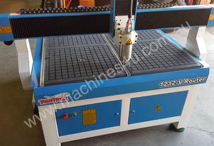 Panther CNC Router 1212-V with Vacuum