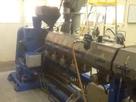 Telford Smith TSE-75.34V.55K Extruder (Single Scre - picture0' - Click to enlarge