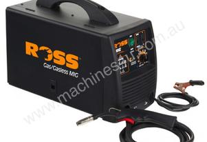 Ross 150amp Gas/Gasless MIG Welder (10 amp plug!)