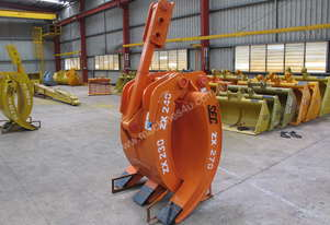 2017 SEC 25ton Mechanical Grapple ZX220 / ZX270