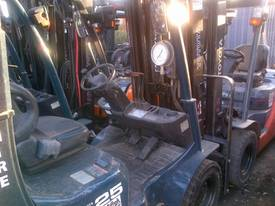 TOYOTA CURRENT MODEL 8 SERIES 6M MAST  2.5 TON - picture3' - Click to enlarge