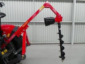 2016 Fieldquip Auger Driver with 8