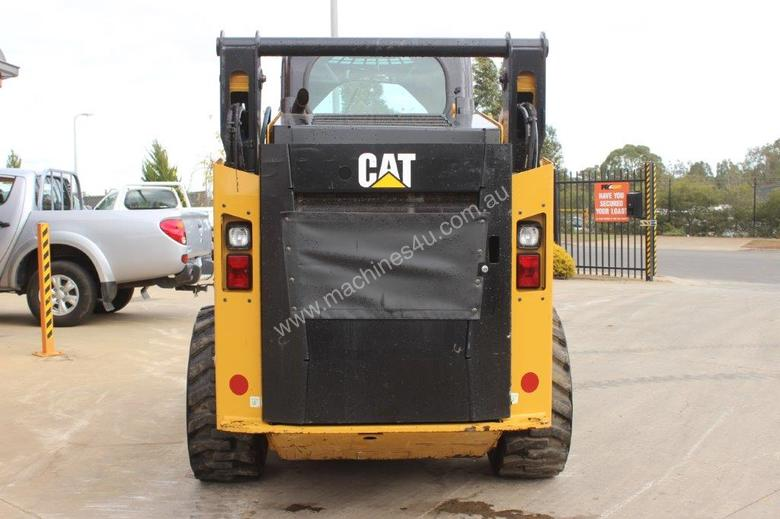 2014 CAT 242D SKID STEER LOADER