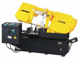 EVERISING S-400HB PIVOT AUTOMATIC BAND SAW - picture0' - Click to enlarge