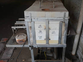 Gas Fired Heat Treatment Box Furnace Forge Oven  - picture2' - Click to enlarge