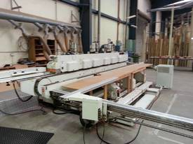 Single End Tenoner -
