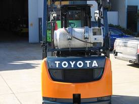 TOYOTA 1.8t LPG  with Container Mast - picture14' - Click to enlarge